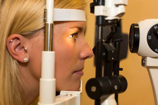 eye test Wales
